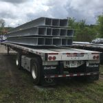 Galvan Delivers Galvanized H-Piles To Eastern & Western NC