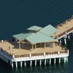 Galvan Hot Dips Rebar To Extend Life of Charleston's New Folly Beach Pier