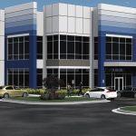 Galvan provides rust-proofing for NJ Logistics facility