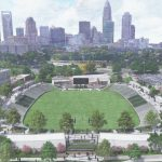 Galvan Chosen to Rust-Proof Handrails for Reconstruction of Charlotte's Memorial Stadium