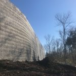 Manufacturer of Retaining Wall Systems Chooses Galvan for Long Life